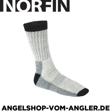 Warme Wintersocken für Angler Norfin Protection