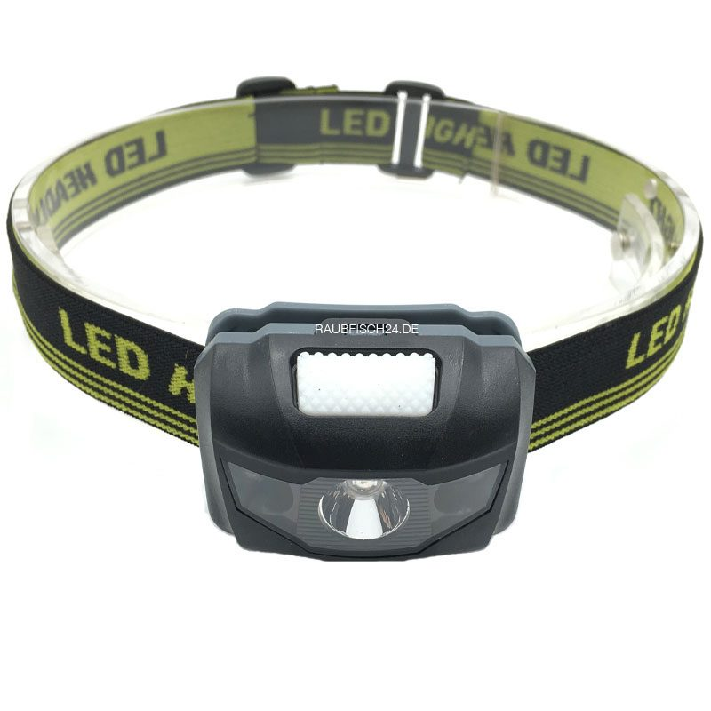 Kopflampe für Angler