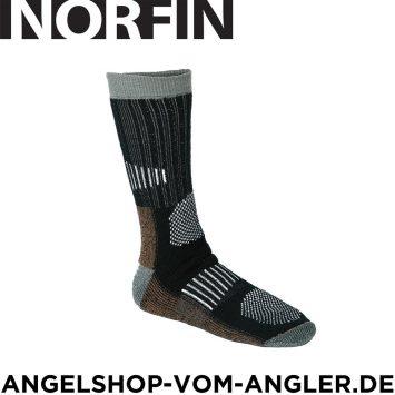 Warme Wintersocken für Angler Norfin Comfort