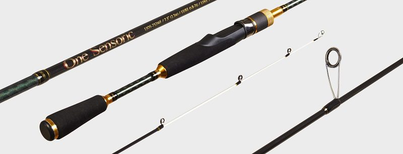 Micro Jig and Rockfishing High Sensoric Mission