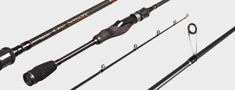 Lucky John - One Sensoric Freshwater Jigging Rod Series