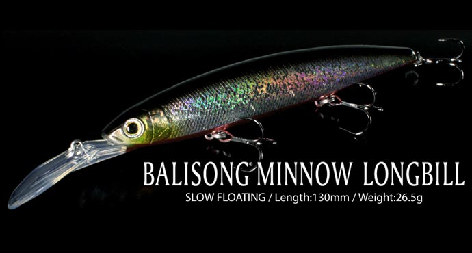 DepsBalisong Minnow 130 SF Longbill
