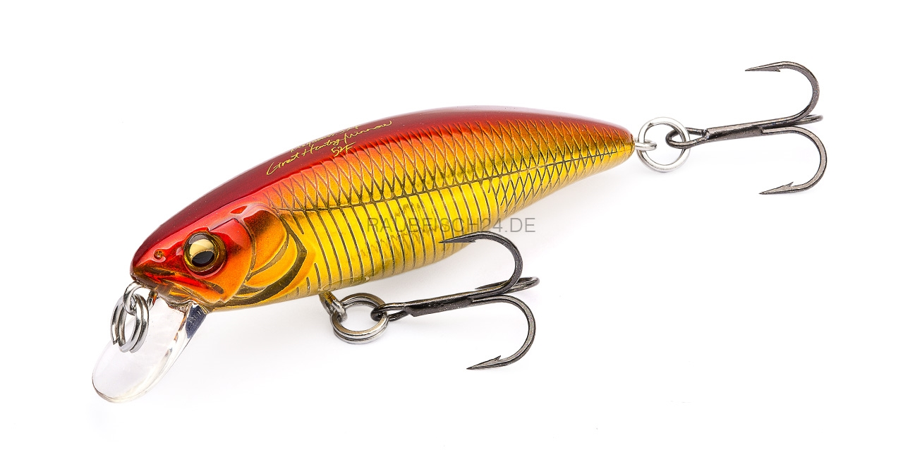 Der Megabass Great Hunting Worldspec 52 F