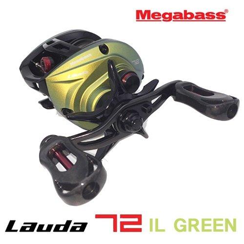 Megabass Lauda 72L IL Green