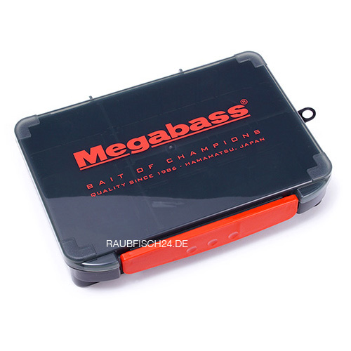 Megabass Kunstköderbox LUNKER LUNCH BOX ML-210