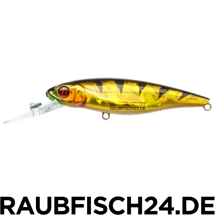 Pontoon21 GreedyGuts MDR 437 CB Crash HG Gold Perch