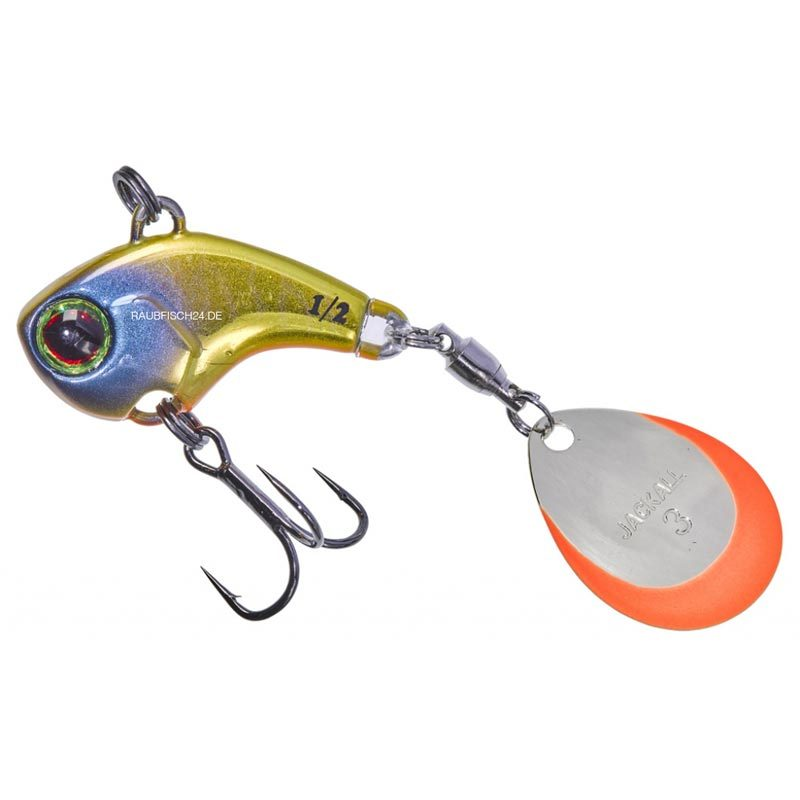 Illex DERACOUP UV SECRET GOLD BAITFISH
