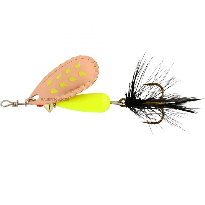 Abu Garcia Droppen Fluo Chart C Black Feather