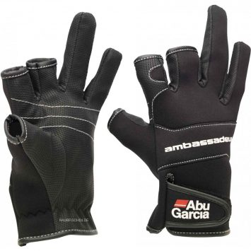 Abu Garcia Stretch Gloves