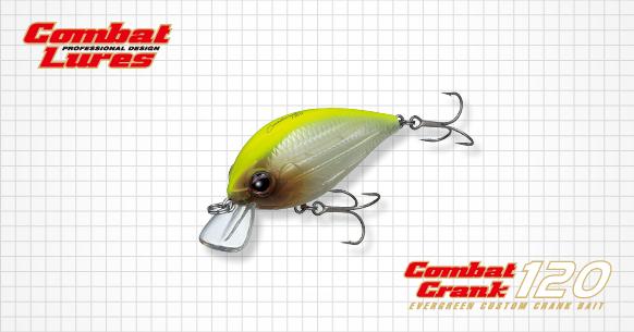 Ever Green Combat Crank 120