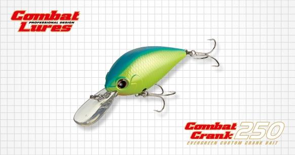 Ever Green Combat Crank 250