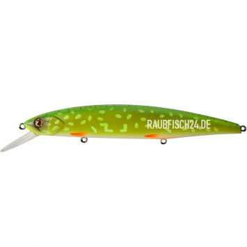 Bassday MOGUL MINNOW SP-005 Pike (UV)
