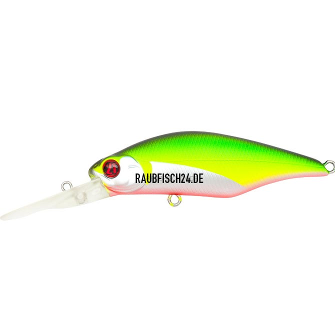 Pontoon21 Chaos 72F-DR R37 Flashing Chartreuse