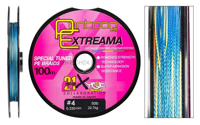Pontoon21 Extreama