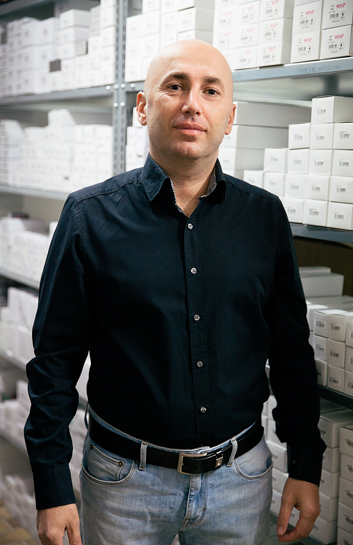 Gründer Andrej Pavlov