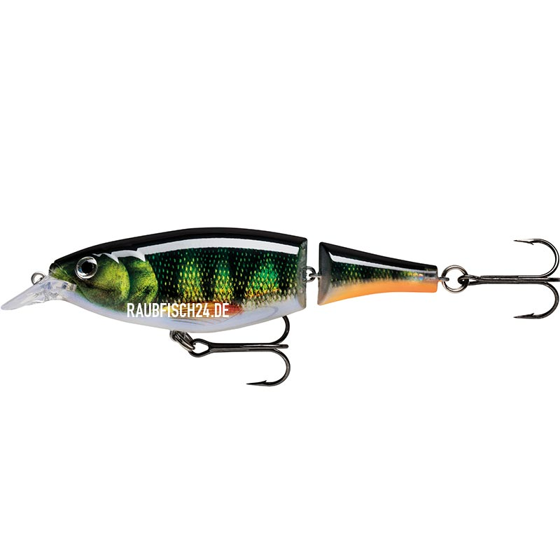 Rapala X-Rap Jointed Shad Live Perch