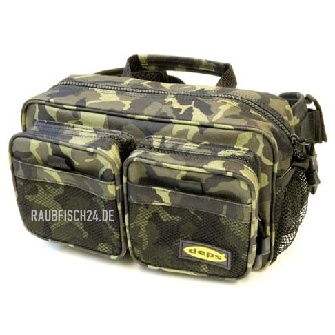 Deps Hip Bag Mini Camo