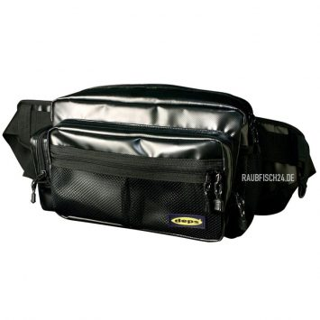 Deps Hip Bag Schwarz