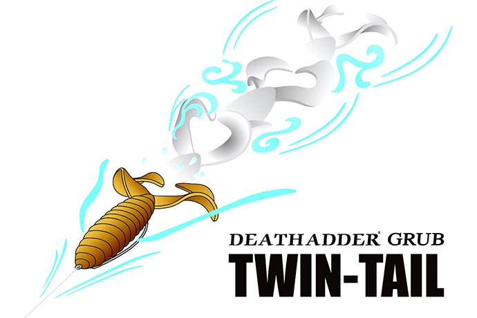 Deps Deathadder Grub Twin-Tail