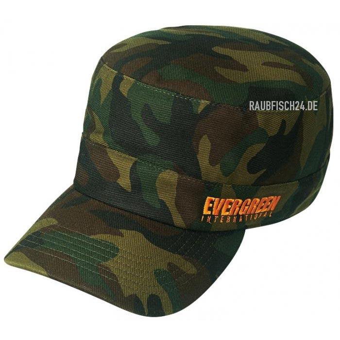 Ever Green E.G. Work Cap camo