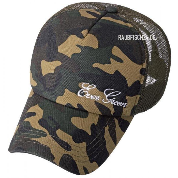 Ever Green Mesh Cap