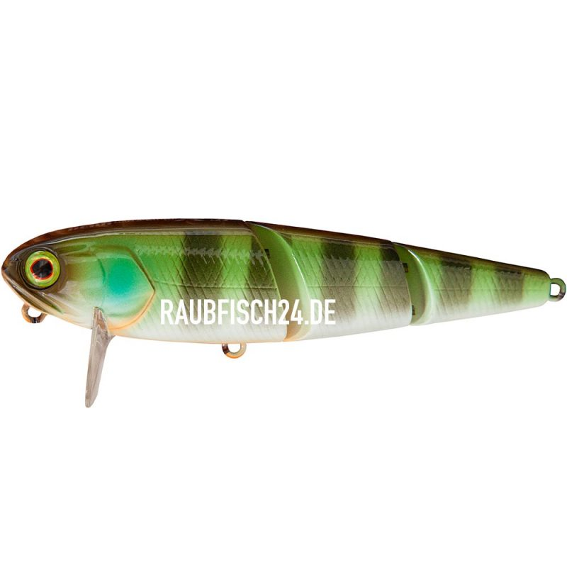 Jackall Deka Hamakuru ORANGE BELLY GREEN PERCH