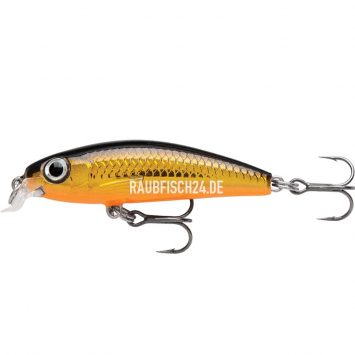 Rapala Ultra Light Minnow Gold