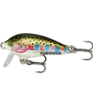 Rapala Mini Fat Rap Rainbow Trout