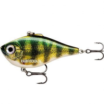 Rapala Rippin Rap Live Perch