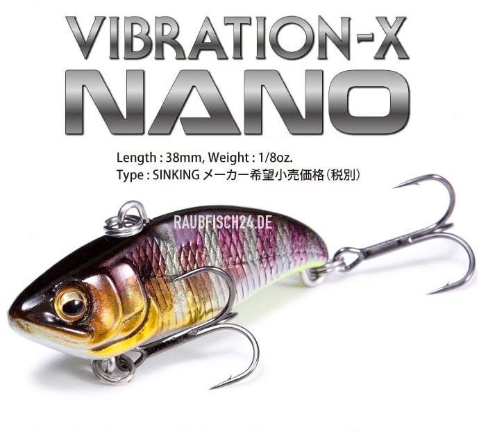 Megabass Vibration-X Nano