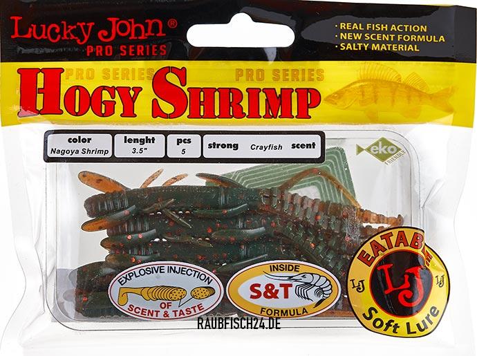 Lucky JohnHogy Shrimp 3.5