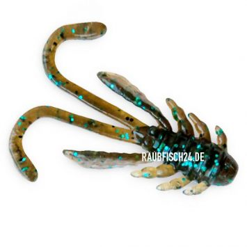 Crazy Fish Allure 42 Green Pumpkin Blue