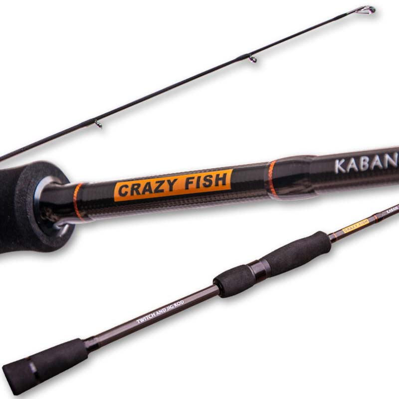 Crazy Fish Kaban