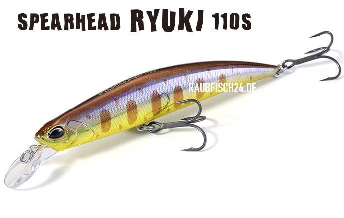 Duo Spearhead Ryuki 110S