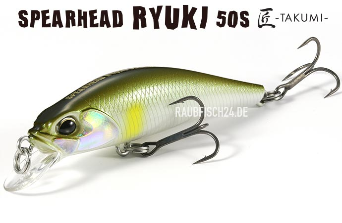 DUO Spearhead Ryuki 50S Takumi