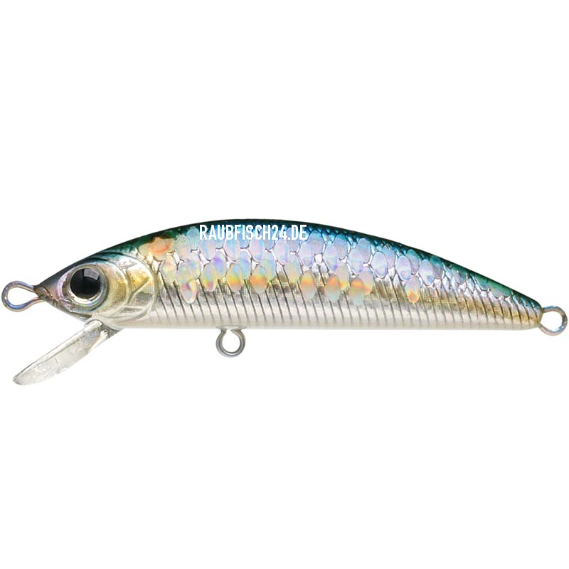 Lucky Craft Humpback Minnow 50 MS American Shad
