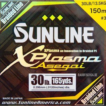 Sunline XPlasma Asegai 8Braid
