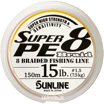Sunline Super PE 8 Braid